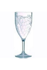 Acrylic Grape Stemware