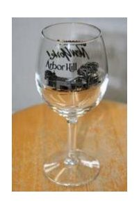 Arbor Hill/Uncork NY Wine Glass