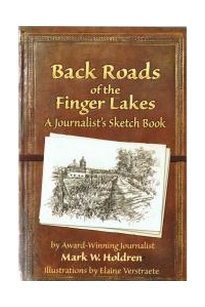Book-Back Roads of the Finger Lakes