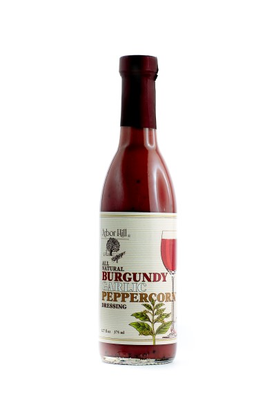 Burgundy Garlic Peppercorn Dressing