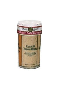 Xcell - Garlic Plus Seasonings Canisters