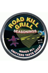 Xcell - Road Kill Grill Seasons Rub Tin
