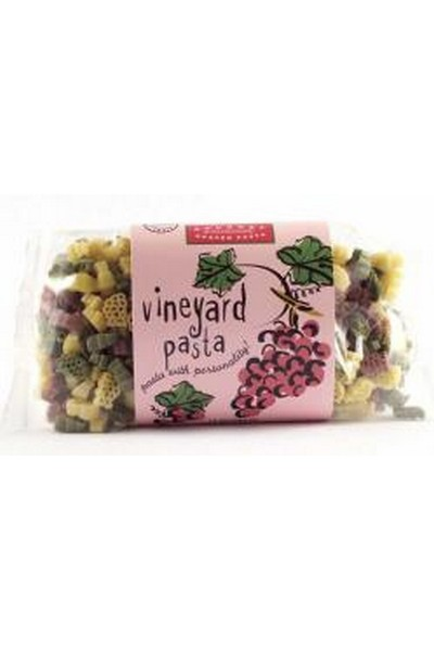 Grape Shaped Vineyard Pasta