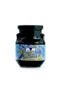 Healthy Purple Blueberry Preserve