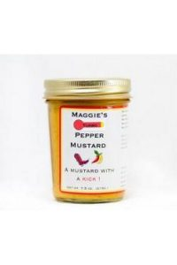 Maggie's Turbo Charged Pepper Mustard