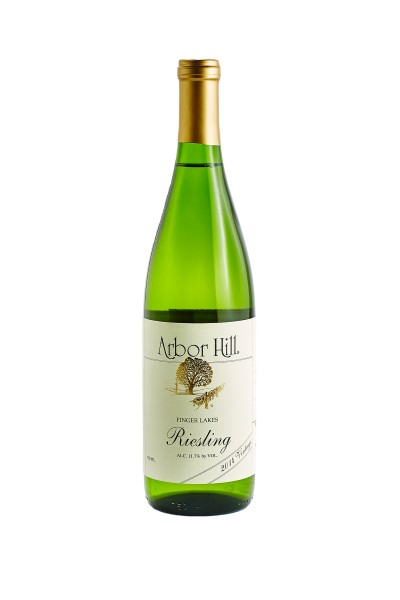 Riesling Wine - Medium-Sweet - American