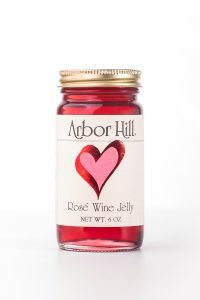 Rose' Wine Jelly (Gift Basket Size)