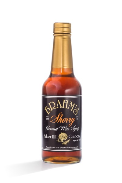 Sherry Wine Syrup