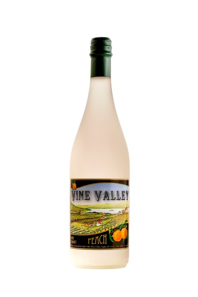 Vine Valley Peach Wine - Sweet - American