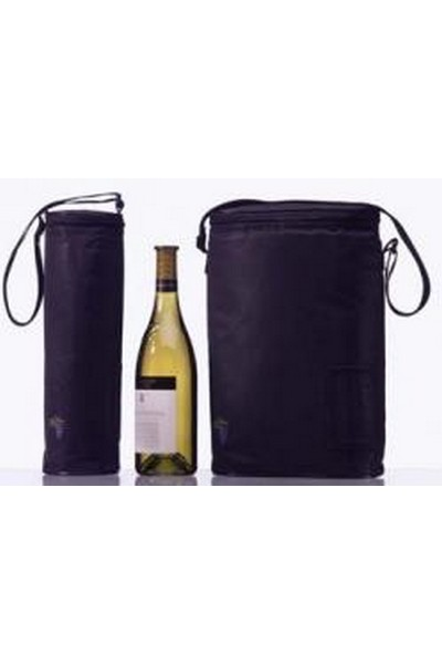 Wine Rover Insulated 2 Bottle Wine Bag