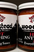 Woodstead Hot Anything & Everything Sauce