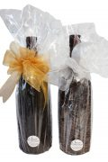 Chocolate Covered Wine Bottles