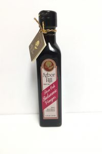 Three Oak Balsamic Vinegar