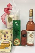 Wine, Cheese & Crackers Gift Bag