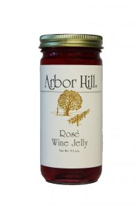 Rose' Wine Jelly
