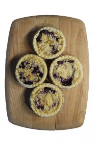 Finger Lakes Grape Tarts