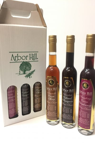 Mix & Match Wine Sauce Gift Box