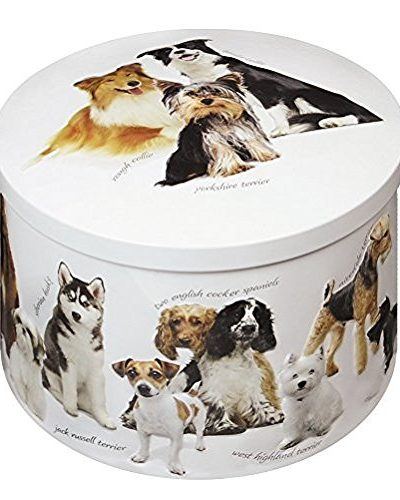 Vanilla Fudge Dog Tin
