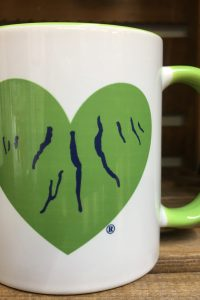 Green Heart of the Finger Lakes Mug