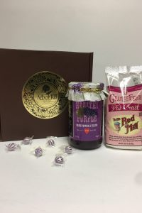 Naples Grape Pie Kit Gift Box -Gluten Free