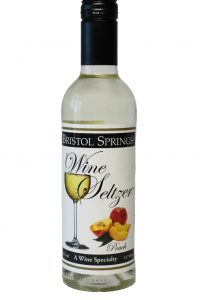 Bristol Springs Peach Wine Seltzer