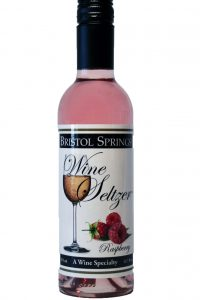 Bristol Springs Raspberry Wine Seltzer