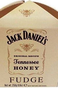 Jack Daniels Honey Whiskey Fudge Caramels Carton